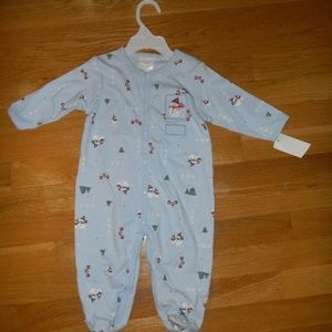Baby's First Christmas Outfit  Size: 9-12 months